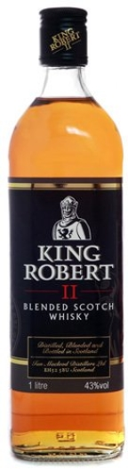 King Robert II 43% 1L