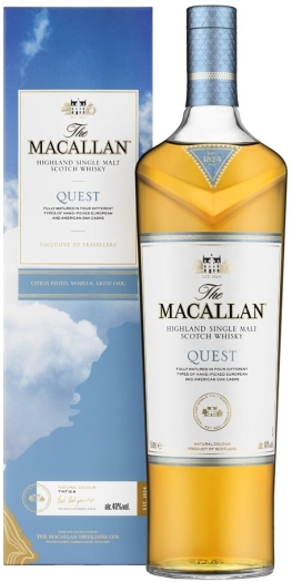 Macallan Quest Gift Pack 0.7L