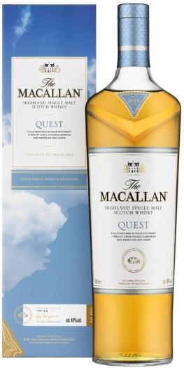 Macallan Quest Gift Pack 0.7L