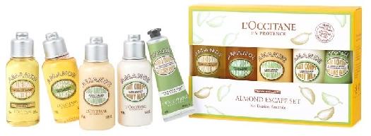 L'Occitane en Provence Almond All About Almond Set