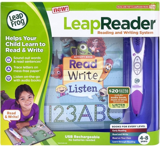 LeapFrog Reading and Writing System Pink