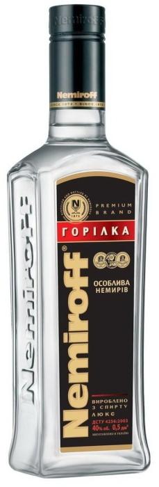 Nemiroff Original 40% 0.5L