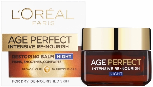 L'Oreal Paris Age Perfect Intense Nutrition Night Cream 50ml