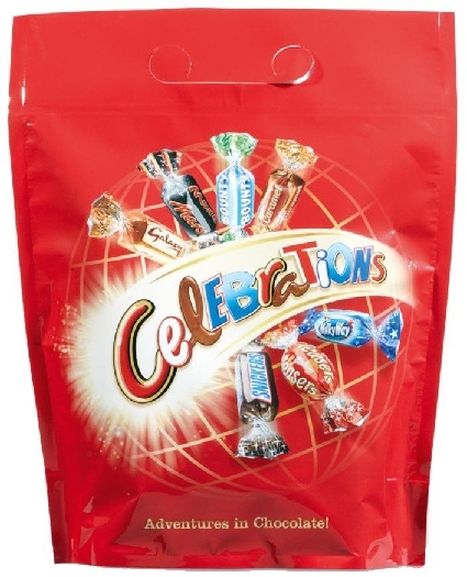 Mars Celebrations Pouch 450g
