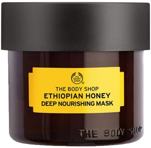 The Body Shop Remedies Of Nature Ethiopian Honey Deep Nourishing Mask 75ml
