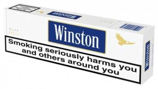Winston Blue Carton 400s
