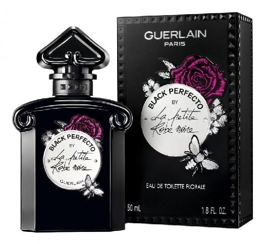 Guerlain Black Perfecto by La Petite Robe Noire Florale 50ml