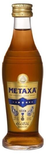 Metaxa 7* 0.05L