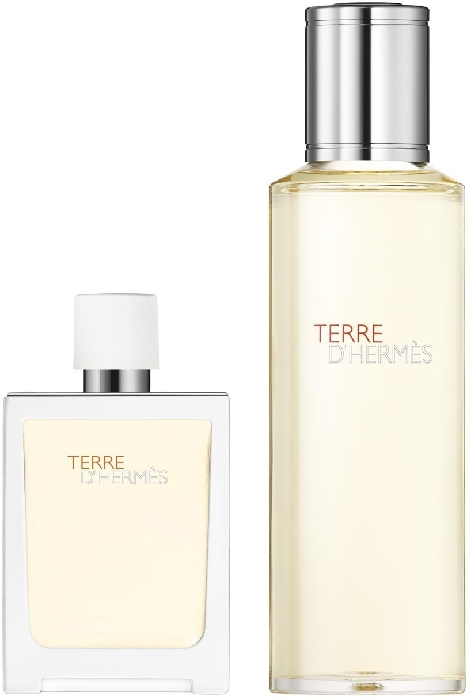 Hermes Terre d'Hermes Eau Tres Fraiche Refill Set 30ml + 125ml