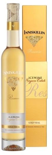 Inniskillin Gold Vidal Icewine, Niagara, Icewine 0.375L