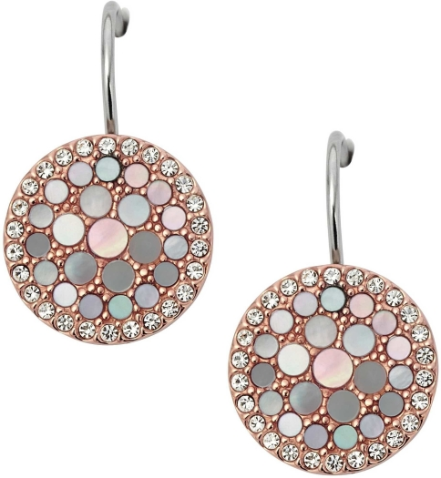 Fossil Vintage Glitz JF01737791 Earrings