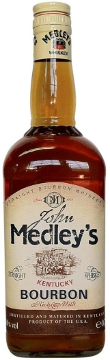 John Medley's Whiskey 40%