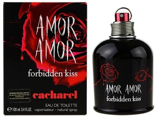 Cacharel Amor Forbidden Kiss EdT 51-100ml