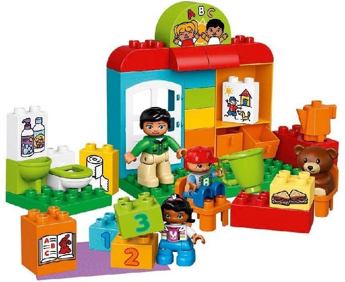 LEGO System AS, line Duplo, preschool