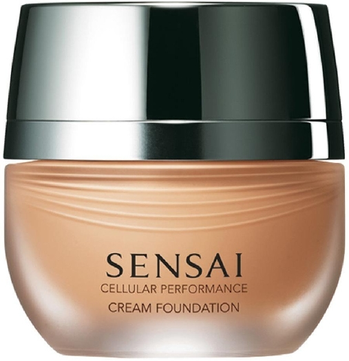 Sensai Cellular Performance Cream Foundation CF24 Amber Beige 30ml