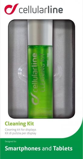 Cellular Line Cellularline Cleaning Kit