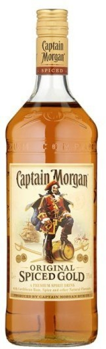 Captain Morgan Original Spiced Gold 0,2L