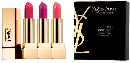 Yves Saint Laurent Rouge Pour Couture Set