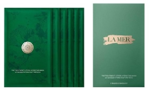 La Mer Facial The Hydrating Treatment Lotion Mask