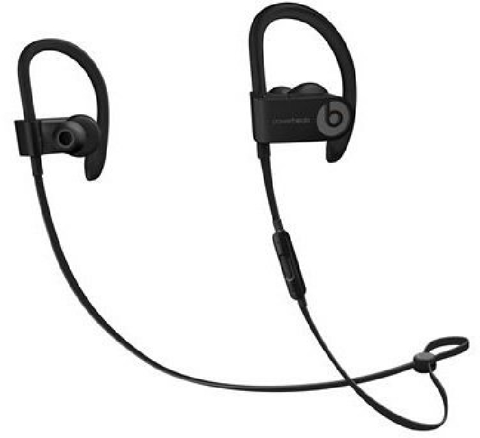 Beats Headset Around Powerbeats ML8V2ZM Black