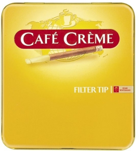 Cafe Creme Yellow Pack