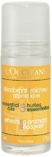 L'Occitane en Provence Aromachologie Refreshing Aromatic Deodorant 50ml