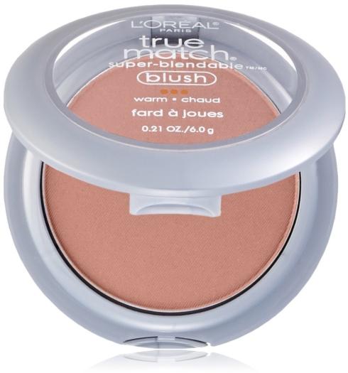 L'Oreal Paris True Match Super-Blendable Blush N160 Peach