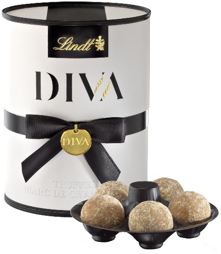 Lindt Diva Hatbox 229g