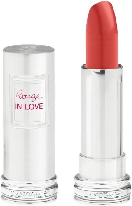 Lancome Rouge in Love Lipstick N°156B Madame Tulipe (red) 4ml