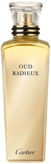 CARTIER Les Heures Voyageuses Oud&Radieux 75ml