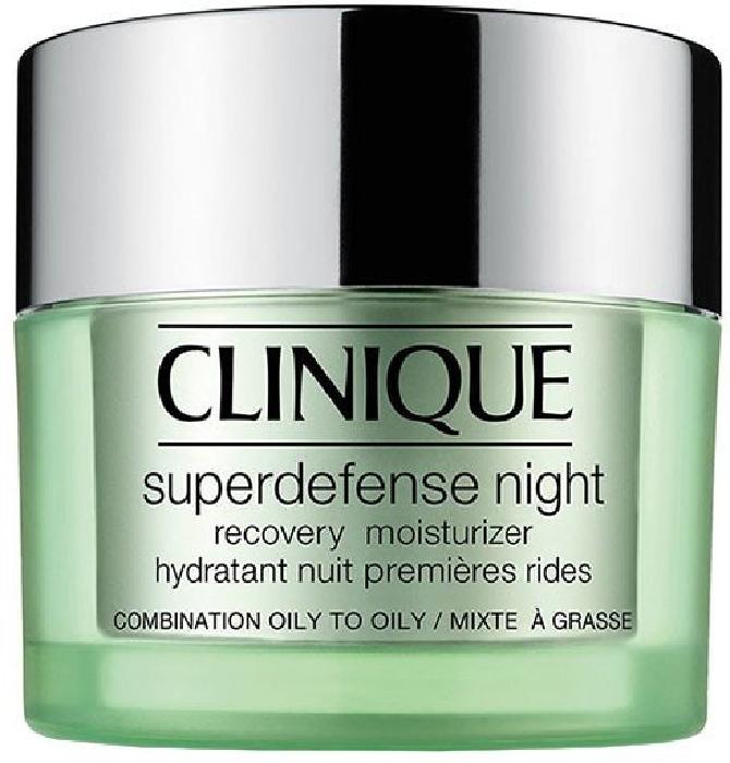 Clinique Superdefense Night Recovery Moisturizer 3/4 50ml