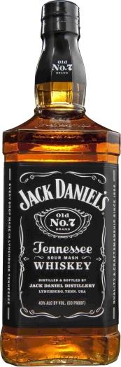Jack Daniel's WHISKEY JACK DANIEL'S BLACK GUALA USA 1L