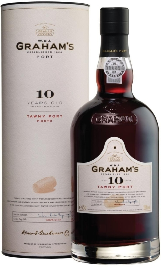 Graham's 10 YO 20% Tube 0.75L