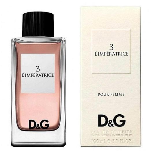 Dolce&GabbanaKilian Dolce&Gabbana D&G L' Imperatrice Eau de Toilette 100ml