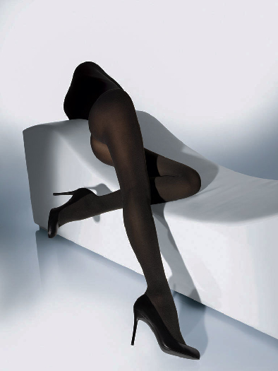 Wolford Cotton Velvet Tights L