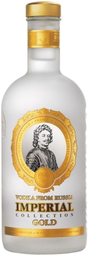 Czar's Gold Vodka 1L