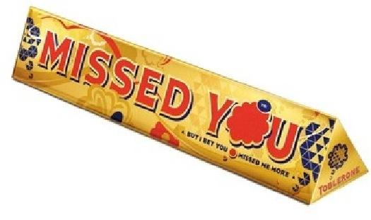 Toblerone Messages 4035740 360g