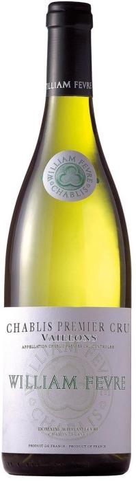 William Fevre Chablis Premier Cru Vaillons AOC dry white 0.75L