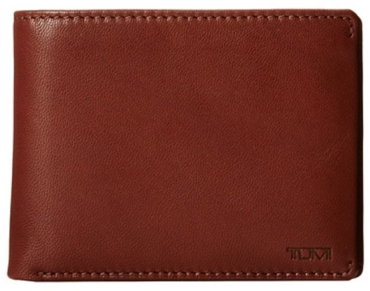 Tumi 012635TK Wallet with Removable Passcase ID