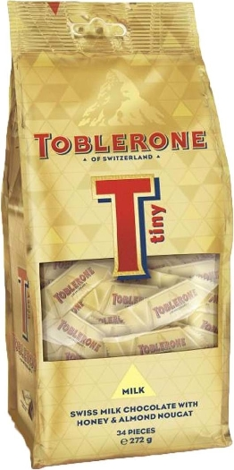 Toblerone Milk Tiny Bag 272g