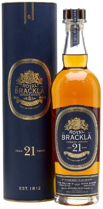 Royal Brackla Cawdor Estate 21 Year Old 700ml