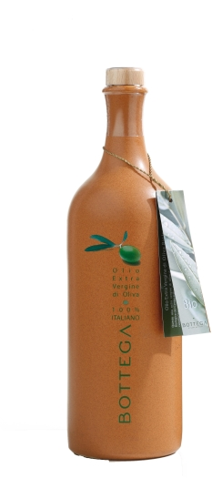 Bottega olive oil, extra vergine ceramic bottle 0.5L