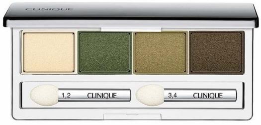 Clinique All About Shadow Quad Eye Shadows On Safari 4.8g