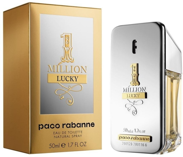 Paco Rabanne 1 Million Lucky 50ml