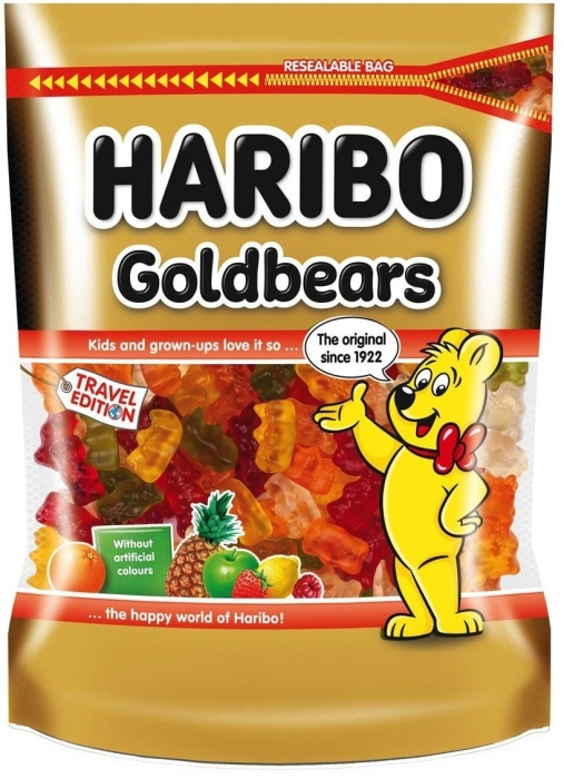 Haribo Goldbears Pouch 750g