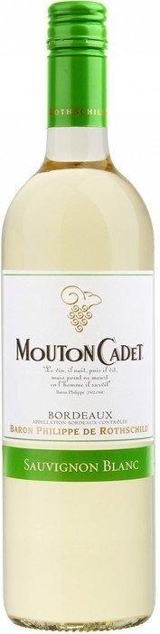 Baron Philippe de Rothschild Mouton Cadet Sauvignon Blanc 0.75L