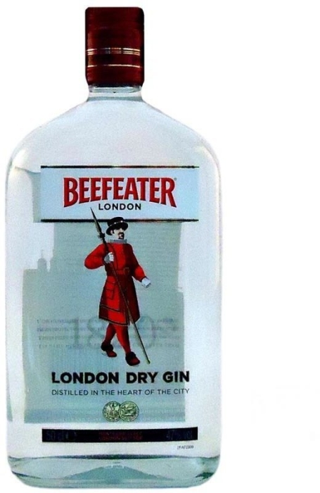 Beefeater Dry Gin 47% 0.5L