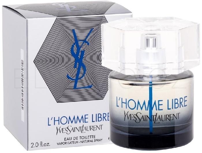 Yves Saint Laurent L'Homme Libre EdT 60ml