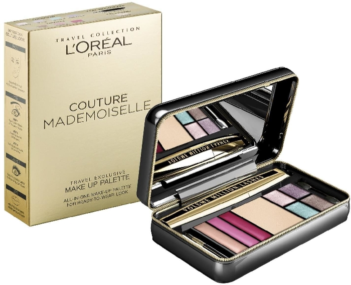 L'Oreal Couture Mademoiselle Make-up Palette