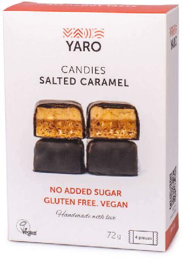 Yaro Set Salted Caramel 72g